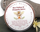 Bee Propolis Salve, Skin Ointment, Skin Rash, Dry Skin, Skin Infection, Skin Problems, Herbal Salve, Skin Salve, Bee, Propolis