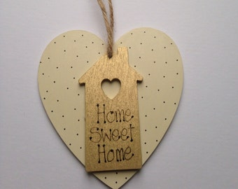 New Home Heart