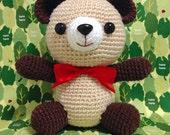 Amigurumi Bear / Crocheted Bear