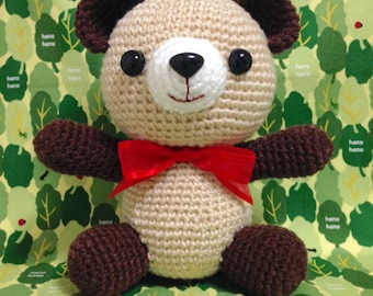 Amigurumi Bear / Crocheted Bear