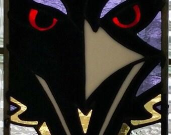 Ravens Panel - Small