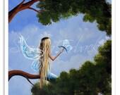 SALE - fairytale download, instant download, printables, supplies, craft downloads, digi files, fairy download, junk journal
