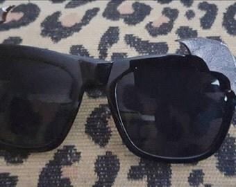 Bat, Bat sunglasses, Bat jewelry, Bat sunnies, Sunnies, MsFormaldehyde, Ready to ship, Gothic,Rockabilly, Punk