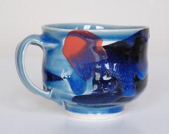jumbo porcelain mug
