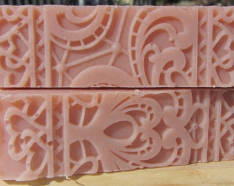 Rosewood and Musk Cold Processed Soap