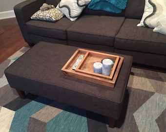 Custom Ottoman Creations by Custom Ottoman Designs, Your Fabric, Your Style