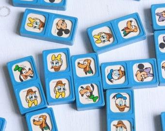 Vintage Disney Dominoes complete set