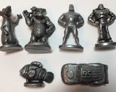 Pixar Monopoly Game Pieces