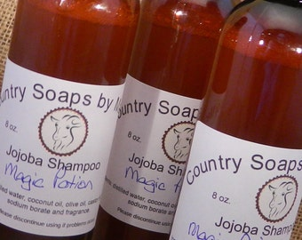 Magic Potion Jojoba Shampoo
