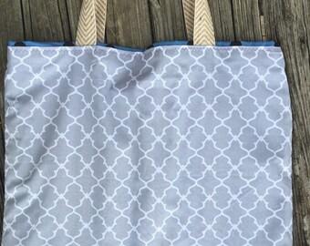 Monogrammed tote, large monogrammed bag, large monogrammed tote, monogrammed diaper bag, diaper bag, diaper tote, tote, beach bag, beach