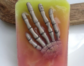 Halloween Soap - ZOMBIE - gangrenous soap creepy halloween favor