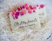 Hibiscus Passion Gourmet Soap