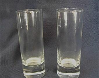 Vintage Cordial/Shot Glasses