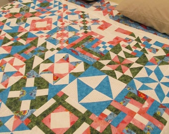 The Ladies - 68 Quilt Pattern Blocks in ONE Book - PDF Download