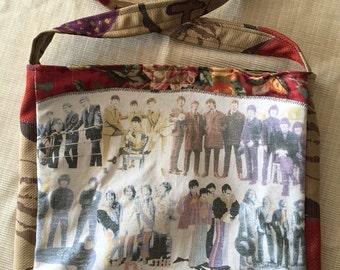 Beatles Anthology tshirt bag