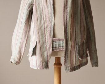 1920s Woven Edwardian Jacket~Size 2t