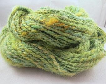 Handspun Worsted Weight Yarn - Hawthorn