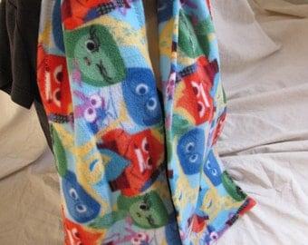 Disneys Inside Out Fleece Scarf (5404