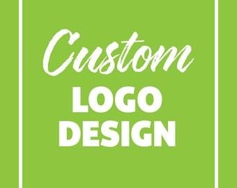 Custom Professional Logo Design / Branding Package / Visual Identity / Small Business