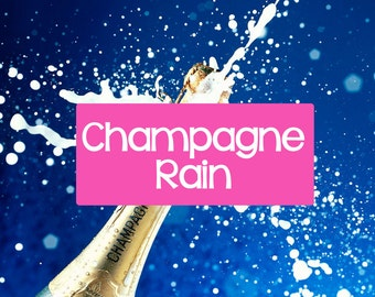 Champagne Rain Perfume, Perfume Spray, Body Spray, Perfume Roll On, Massage Oil, Perfume Sample Oil, Dry Oil Spray, You Choose the Product