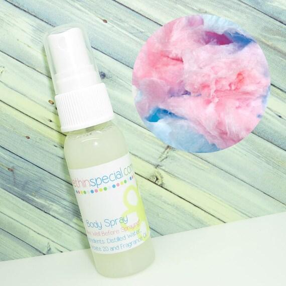 Cotton Candy Body Spray Cotton Candy Room Spray Cotton