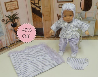 Bitty Baby playtime outfit - Lovely Lavender **Sale**