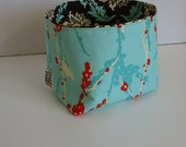 Medium Bucket - fabric storage bin