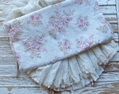 Lovely Retired Shabby Chic Shower Curtain