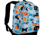Personalized Backpack - Monogrammed - Big Fish