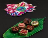 VALENTINE SALE A bag with 6 raw vegan chocolates of your choice. Organic & no gluten added