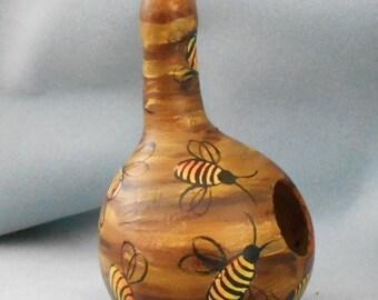 Gecko House Bee Hive Gourd