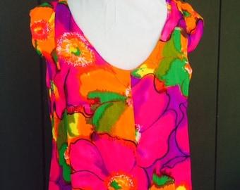 Fantastic vintage maxi dress
