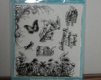 Scenic Stamp Set