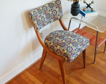 1960s Vintage Desk Arm, Chair Mid Century, Retro, Danish Modern
