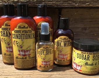 Absinthe and Sugar Morbid Indulgence Gift Set SAVE 10 PERCENT