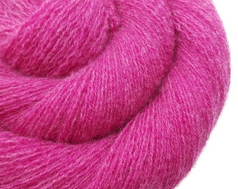 Cashmere Yarn for Knitting - Recycled Lace - Cashmere Yarn - Blossom 70316