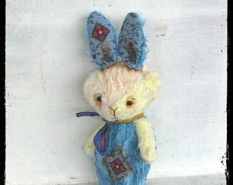 Buddy Bunny by Woollybuttbears