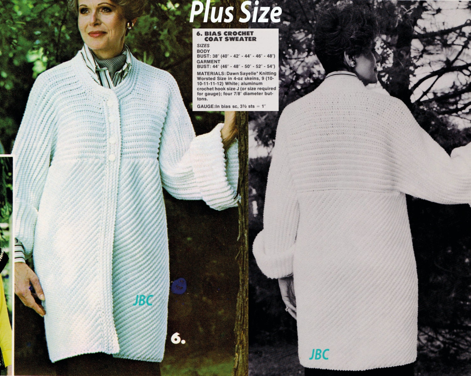 Plus size sweater coat pattern bias slimming long cardigan this is a digital file bankloansurffo Gallery