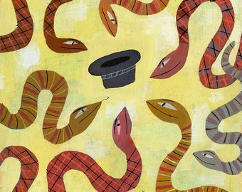 Snakes Love Hats