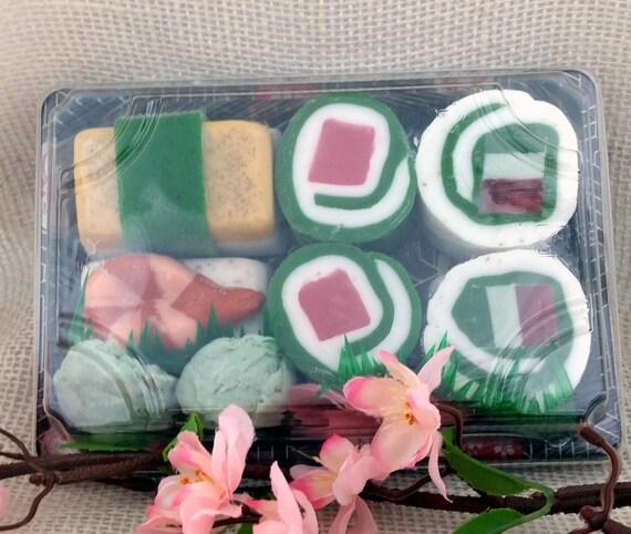 Sushi Soap Sampler, Large Set 2