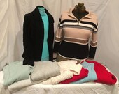 9 pc Sweater Lot - Everything Must Go Sale