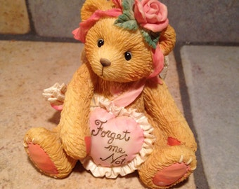 1994 Be My Bow Cherished Teddy Figurine by P. Hillman