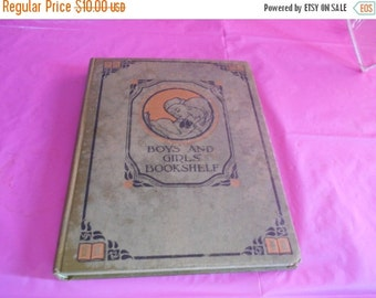 2 DAY SALE Historic Tales and goldern deeds BOYS And Girls Bookshelf Book The University Society New York 1912