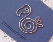 Dodo - wire bookmark