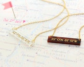 Valentine SALE Meridian Necklace