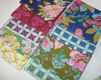 Color Brigade by Jennifer Paganelli Fat Quarter set