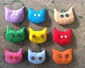Organic Cat Nip Filled Kitty Toys