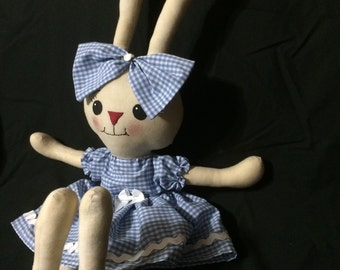 Collectable Bunny Ragdoll