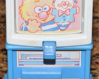 fisher price 3 show flip screen TV