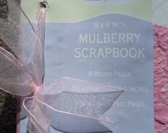 Miss Elizabeth's Mulberry Scrapbook